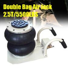 2.5T Pneumatischer Wagenheber Fahrzeug AIR JACK Druckluft Druck Luft 2 Ringe