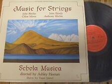 SLD-71 Music for Strings / Heenan / Schola Musica
