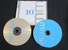 MERCYME '10' 2009 PROMO CD/DVD SET