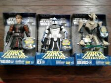 Star Wars Force Battlers General Grievous Anakin Skywalker Captain Rex  New