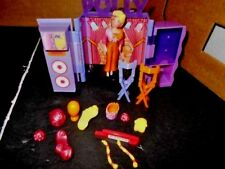 Mattel Polly Pocket Fashion Rock N Pop Concert Stage with Accessories