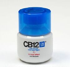 2 x CB12 Mundwasser/Spülung Original Menthol 50ml (Reisegröße)