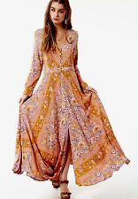 Spell Designs BNWT Sz M Lolita Gown/Duster - Lover - Pink Lavender Ochre