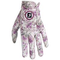 Footjoy Femmes Spectrum Gant de Golf Main Gauche - Droitier Lecteur Floral M