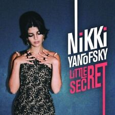 NIKKI YANOFSKY - LITTLE SECRET  CD NEW+