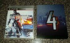 Battlefield 4 PS3 And Steel Book  [Brand New]