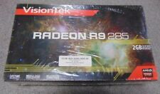 New Visiontek AMD Radeon R9 285 2GB GDDR5 945 MHz Core PCI Express 3.0 x16 [27]