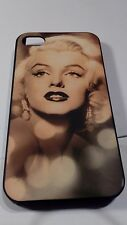 maryln monroe iphone 4/4 phone case.