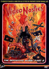 Video Nasties: The Defnitive Guide - Part 2 (DVD, 2015, 3-Disc Set)
