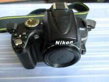 Nikon D5000 DSLR Digital SLR Camera w/Battery + Charger