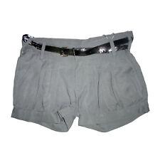 Pantalones  cortos , shorts  niña de Losan , gris   , talla 8