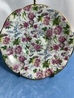 """Vtg ROSINA BONE CHINA Made in England Tea Cup Bottom Saucer """"SAUCER ONLY"""""""