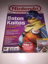 Nintendo Le Magazine Officiel [n°33 Avril   2005) Gamecube Baten Kaitos