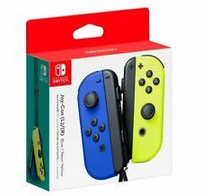 Genuine Joy-Con (L/R) controladores inalámbricos para Nintendo Switch-Azul/Amarillo