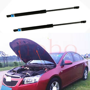 2Pcs For Chevrolet Cruze 2009-2014 Car Front LH+RH COVER HYDRAULIC STRUT SHOCKS