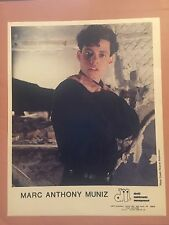 Marc Anthony press shot EXTREMELY rare!