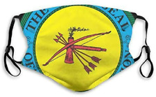 New listing The Choctaw Nation Face Covers Men Women Cycling Camping Travel Sport Mouth Kit