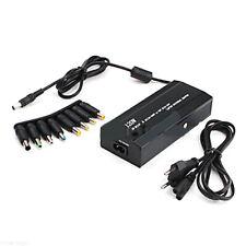 Alimentación Universal 100W PC Portátil USB Oficina Casa Notebook 8 Adaptadores