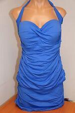 NWT Ralph Lauren Swimwear Bikini Tankini 2pc Set Plus Size 18W Skirt Halter PER