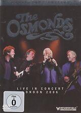 The Osmonds / Live In Concert London 2006 (DVD, NEU! Original verschweißt)
