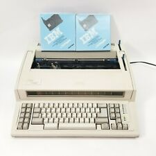 Ibmlexmark Wheelwriter 2000 6786 002 Typewriter With2 Easystripe Ribbons 1337764