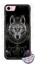 Wolf Dreamcatcher Magical Beast Phone Case Cover Fits iPhone Samsung Google etc