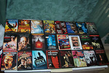 RARE HORROR DVD LOT,PHANTOM OF THE MALL,SCI-FI,STEPHEN KING,PAUL NASCHY,SLEAZE.