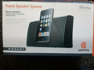 GRIFFIN Travel Speaker iPhone/iPod