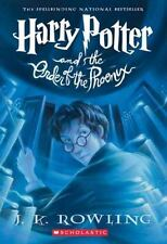 Harry Potter and the Order of the Phoenix BOOK 5 paperback J K Rowling FREE SHIP
