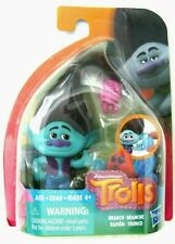 """Trolls Dreamworks Hasbro Branch 4"""" Figure with Critter New in Package"""