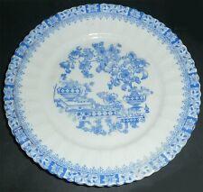 Teller Kuchenteller  Rosslau China blau Zwiebelmuster 2