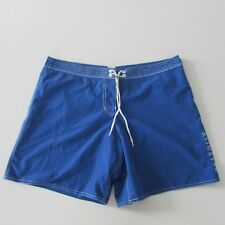 Seafolly Womens Board Shorts Shorts Blue Size XL W36