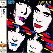 KISS - ASYLUM - JAPAN Jewel Case SHM - CD