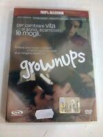 DVD SIGILLATO PER CAMBIARE VITA SI SONO SCAMBIATI LE MOGLI GROWNUPS
