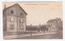 Romilly-sur-Seine,France,Groupe Scolaire,Champagne-Ardenne,Used,c.1906