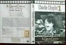 Charlie Chaplin 1 le Grandi Comiche Dvd