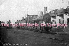 NF 266 - Thorpe Station Yard, Norwich, Norfolk - 6x4 Photo