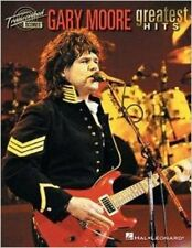 Gary Moore: Greatest Hits (Transcribed Score), New, Hal Leonard Book