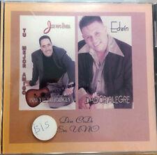 Tu Mejor Amigo/Dador Alegre - Jose Papo Rivera Y Edwin - CD de musica cristiana
