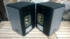 Teufel M300D * Dipol Surround Satelliten Lautsprecher schwarz Theater 2 *