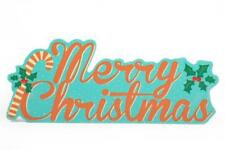 Merry Christmas Plaque Sign Plaque Home Decor Decoration Xmas Cute Fun Sign Gift