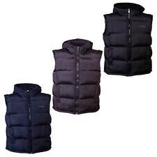 Men's Zip Polyester Gilets Bodywarmers Coats & Jackets