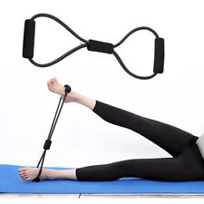 Exercise Resistance Band Home Gym Yoga Fitness Workout Training Band Rope Tube