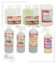 F10 Reptile SC, F10 SCXD, Cleanser, F10 Wipes, F10 Odour Eliminator, F10 CL, RTU