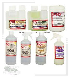F10 Reptile SC, F10 SCXD, Cleanser, F10 Wipes, F10 Odour Eliminator, F10 CL, RTU