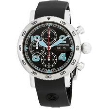 Chronoswiss Timemaster Automatic Mens Chronograph Watch CH-9043-DB