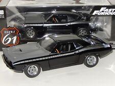 1:18 Scale Highway 61 Letty's Custom Plymouth Barracuda,  Item # HWY-18005