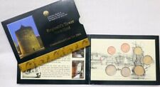 Ireland Coins 2€ To 1 Cent 2004 Set KMS official Commemorative Reginald Tower 8x