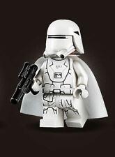LEGO® Star Wars Figur First Order Snowtrooper Cape Blaster sw1053 aus 75249 NEU