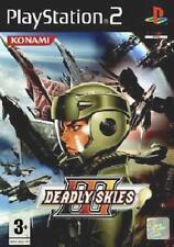 Deadly Skies III PS2